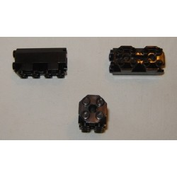 LEGO 6042 Brick 2 x 2 x 3 & 1/3 Octagonal with Side Studs