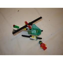 LEGO System 6425 mini TV chopper 1999