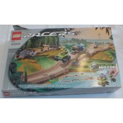 LEGO Box (Boite) 4588 racers off road race Track