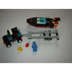 LEGO System 6596 hors-bord wave master 1995
