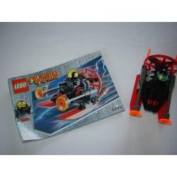 LEGO System 6771 Alpha team Ogel command striker 2001