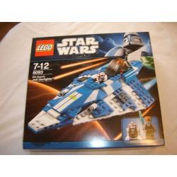 LEGO Star wars Boites vides diverses