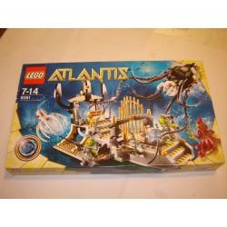 LEGO Atlantis boites 2010
