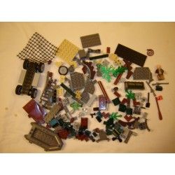 LEGO 7625 Indiana Jones Dôme de Cristal 2008 INCOMPLET