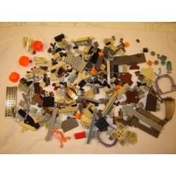 LEGO 7316 Life on Mars Excavation 2001 INCOMPLET