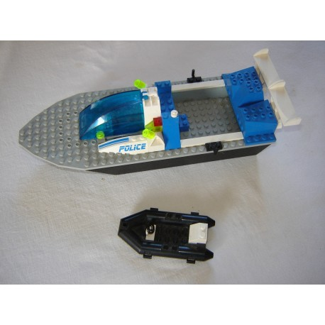 LEGO 4+ 4669 pièces 2004 incomplet, pièces collées