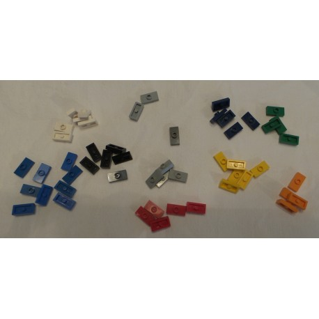 LEGO 3794 Plate 1 x 2 with 1 Stud