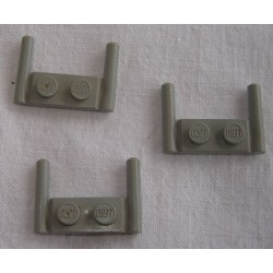 LEGO 3839a Plate 1 x 2 with Handles Type 1