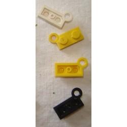 LEGO 2429 Hinge Plate 1 x 4 Base