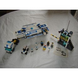 Modèle LEGO System 7743 Camion de Police 2008