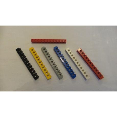 LEGO 3895 Technic Brick 1 x 12 with Holes