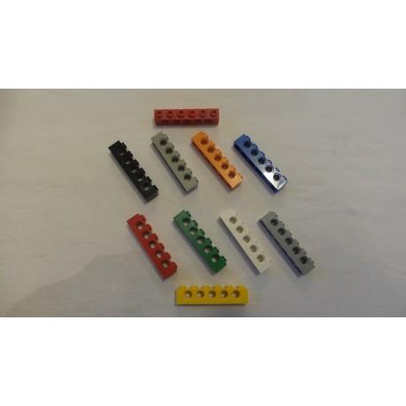 LEGO 3894 Technic Brick 1 x 6 with Holes