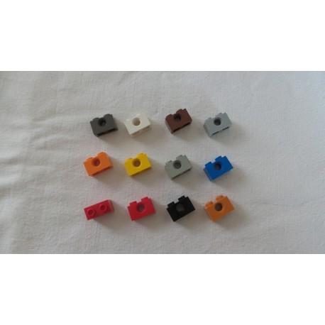 LEGO 3700 Technic Brick 1 x 2 with Holes