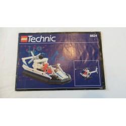 LEGO Technic 8824 Notice 1993