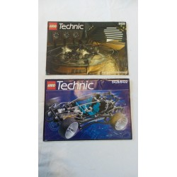 LEGO Technic 8428 / 8432 Notices 1998