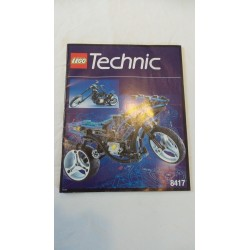 LEGO Technic 8417 Notice 1998