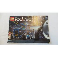 LEGO Technic Catalogue 1998