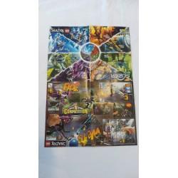 LEGO Technic Slizer Catalogues 1999