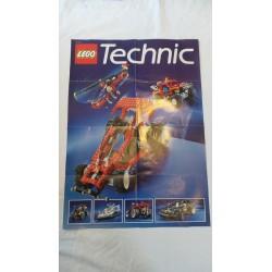 LEGO Technic Poster 1994