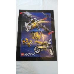 LEGO Technic Poster 1992
