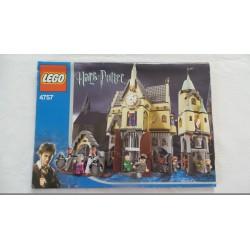 LEGO 4757 Notice Harry Potter 2004