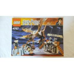 LEGO 4767 Notice Harry Potter 2005