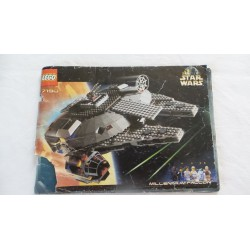 LEGO 7190 Notice Star wars 2000 Millennium Falcon