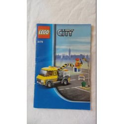 LEGO 3179 Notice City 2010