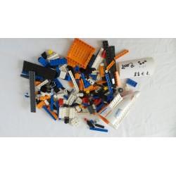 LEGO System 7738 Hélicoptère des garde-côtes 2008 quasicomplet