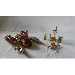 LEGO Atlantis 7984 Deep Sea Raider 2011