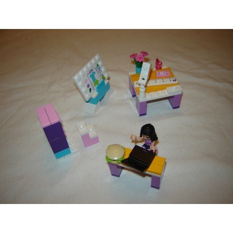 LEGO 3936 Le bureau de design d'Emma
