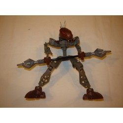 LEGO Bionicle 8587 Panrhak 2003 COMPLET