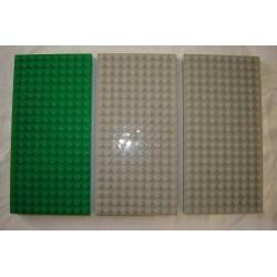 LEGO 700e, 700e, 700ed2 Brick 10 x 20 (indifférenciées) défectueuses sur la face interne