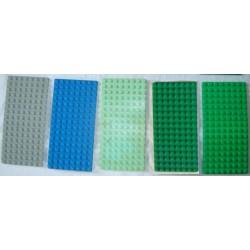 LEGO 3865 Baseplate 8 x 16