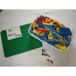 LEGO Basic 0911 1976