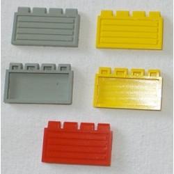 LEGO 2873 Hinge Train Gate 2 x 4