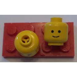 LEGO 3626bp01 Minifig Head with Standard Grin Pattern