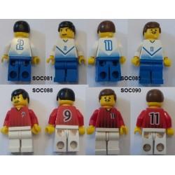 LEGO minifig 3420 Championship Challenge II, 2002