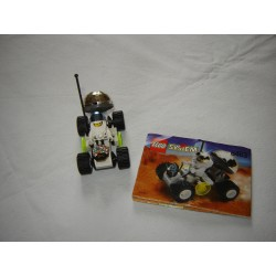 LEGO System 6463 jeep lunaire 1999 COMPLET