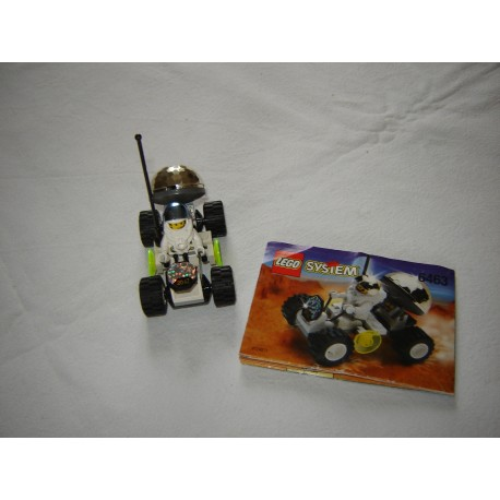 LEGO System 6463 jeep lunaire