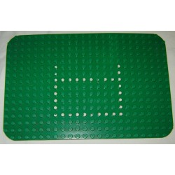 LEGO 455p01 Baseplate 16 x 24 corners