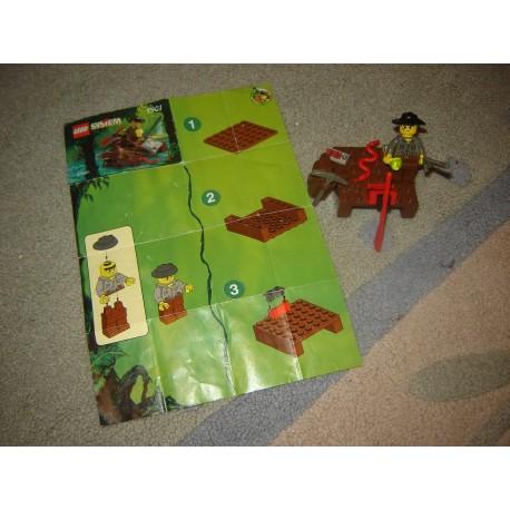 LEGO System 5900 Sam Grant aventure