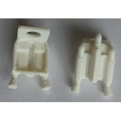 LEGO 64802 Minifig Neckwear Jet Pack with Nozzles (Mandalorian)