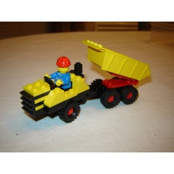 LEGO System 6652 mini camion Legoland 1983
