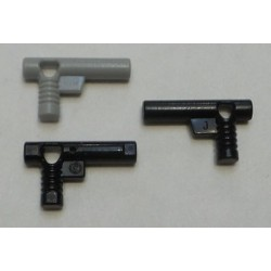 LEGO 60849 Equipment Hose Nozzle with Side String Hole Simplified