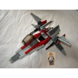 LEGO Star wars 6205 V-wing Fighter 2006