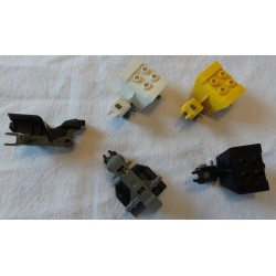 LEGO 30187a Tricycle Body Top with Dark Gray Chassis