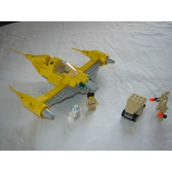 LEGO Star wars 7141 Naboo Fighter 1999 COMPLET