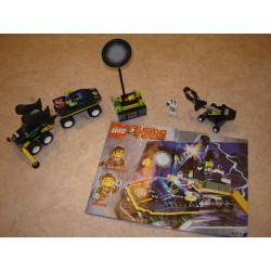 LEGO System 6775 Alpha team Bomb squad