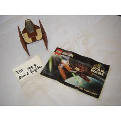 LEGO Star wars 7111 Vultur Droid 1999 COMPLET